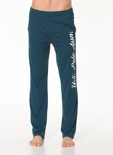 U.S.Polo Assn. Pijama Altı Yeşil